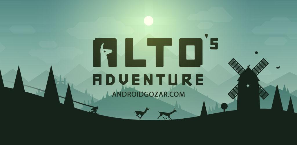 Alto's Adventure 1.5.1 دانلود بازی اکشن ماجراجویی آلتو اندروید + مود