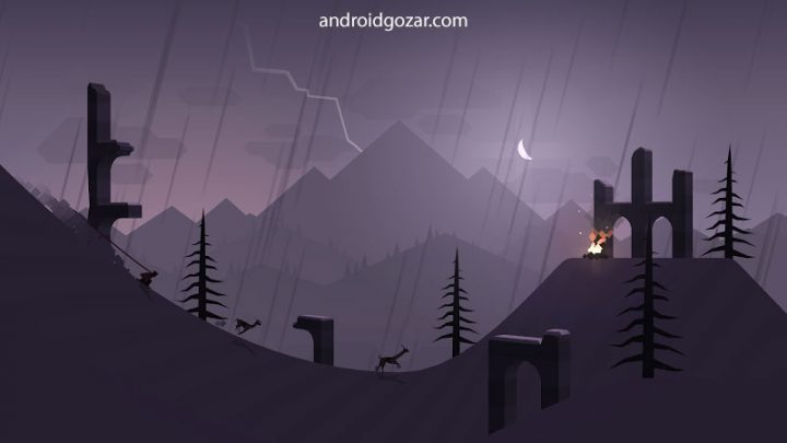 دانلود Alto's Adventure 1.7.3 – بازی اکشن ماجراجویی آلتو اندروید + مود