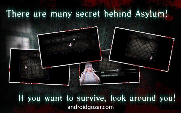 Asylum (Horror game) 1.1.8 دانلود بازی ترسناک پناه + مود
