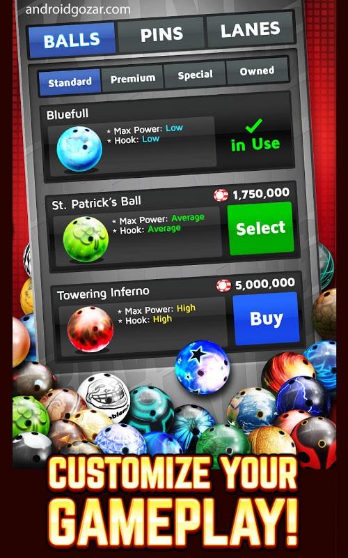 دانلود Bowling King 1.50.13 بازی بولینگ چند نفره اندروید