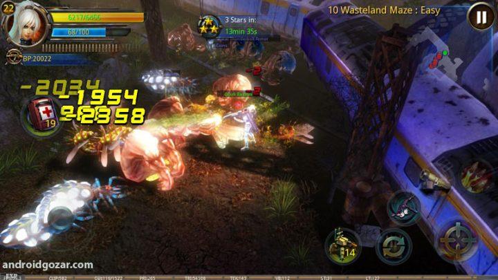Broken Dawn II 1.4.1 دانلود بازی جادوی شکسته 2 اندروید + مود