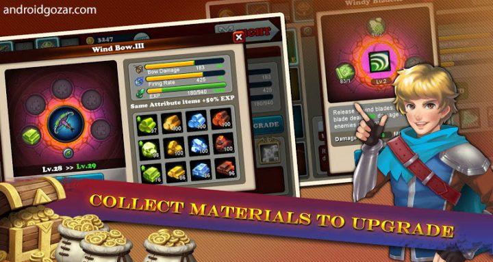 دانلود Defender III 2.6.0 بازی اکشن مدافع 3 اندروید + مود