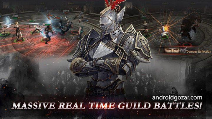 دانلود Guild of Honor 54 بازی نقش آفرینی تیم افتخار اندروید