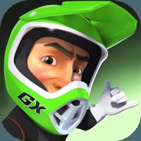 GX Racing 1.0.101 دانلود بازی مسابقه موتور تریل اندروید + مود