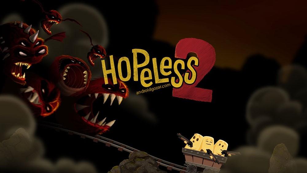 Hopeless 2: Cave Escape 1.1.38 دانلود بازی نا امید 2: فرار از غار + مود