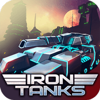 Iron Tanks 3.04 دانلود بازی نبرد تانک های آهنین اندروید