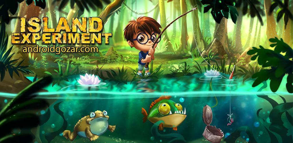 Island Experiment 4.0318 دانلود بازی آزمایش جزیره اندروید