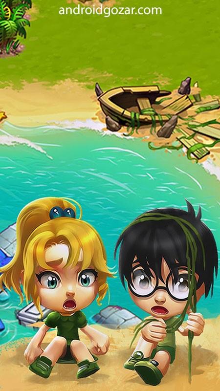 دانلود Island Experiment 4.0333 – بازی آزمایش جزیره اندروید