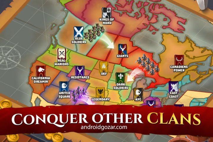 Lords & Castles 1.81 دانلود بازی استراتژی اربابان و قلعه ها اندروید + مود