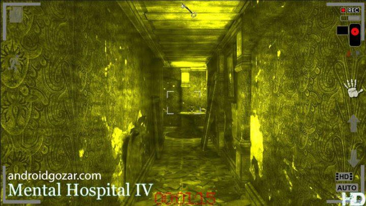 Mental Hospital IV HD 1.00.01 دانلود بازی ترسناک بیمارستان روانی 4 + دیتا