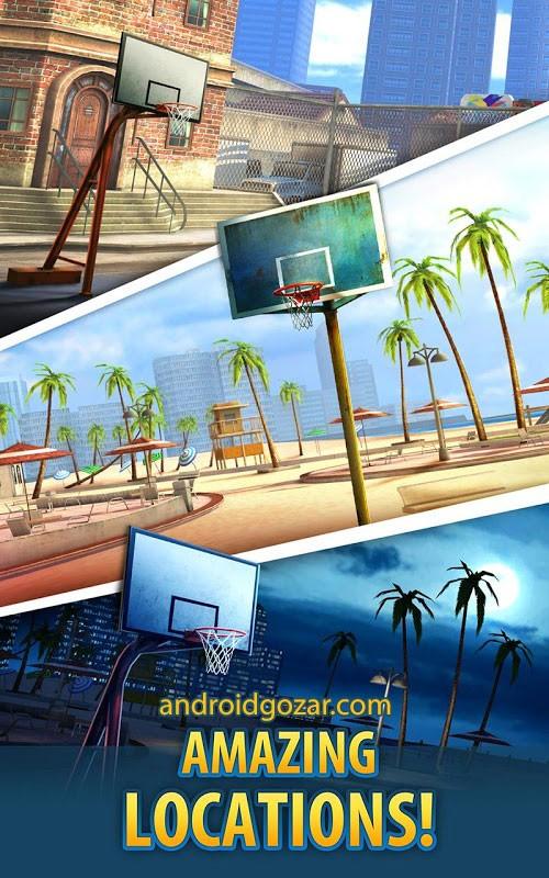 دانلود Basketball Stars 1.28.0 بازی ستاره های بسکتبال اندروید + مود