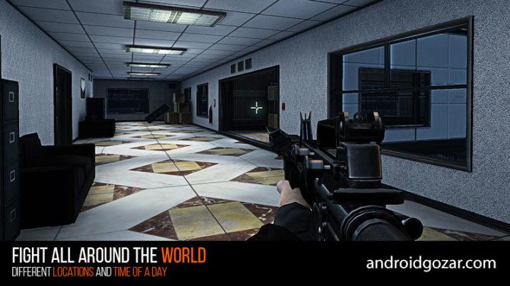 دانلود Modern Strike Online 1.37.0 بازی تفنگی آنلاین مدرن استریک اندروید + مود