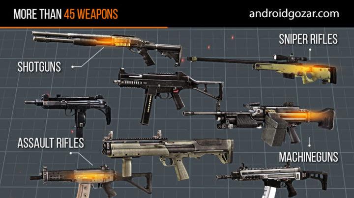 دانلود Modern Strike Online 1.43.0 بازی تفنگی آنلاین مدرن استریک اندروید + مود