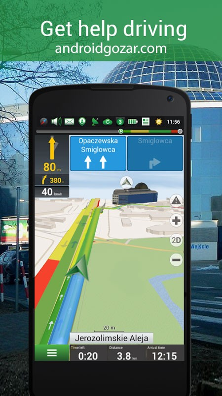 Navitel Navigator GPS & Maps 9.10.2126 Cracked دانلود نویتل اندروید
