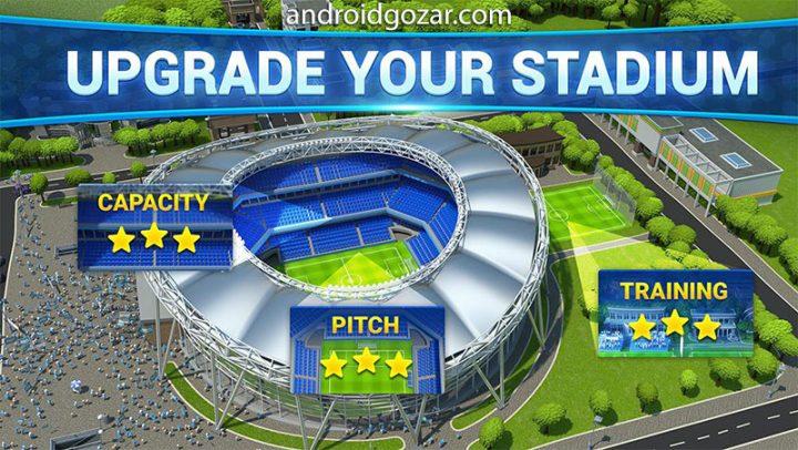 Online Soccer Manager (OSM) 3.4.10.1 دانلود بازی مربیگری فوتبال اندروید