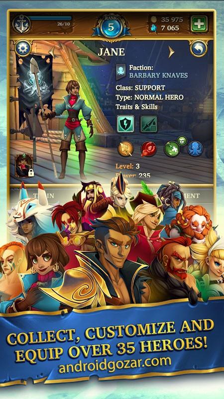 Saber's Edge 3.13.0.24768 دانلود بازی لبه شمشیر اندروید