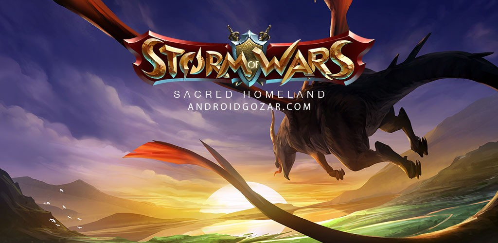 Storm of Wars 3.10.18 دانلود بازی طوفان جنگ ها اندروید + دیتا