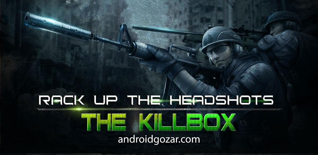 The Killbox: Arena Combat 2.10 دانلود بازی اکشن عرصه نبرد اندروید + دیتا