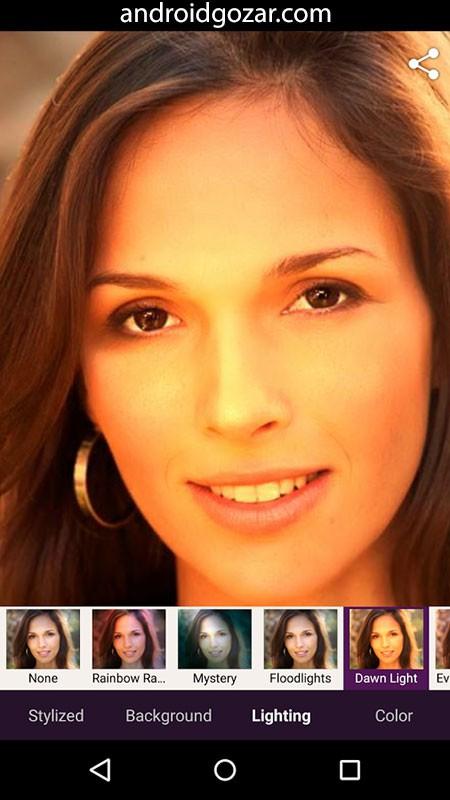 Visage Lab PRO – face retouch 2.41 دانلود نرم افزار رتوش چهره اندروید