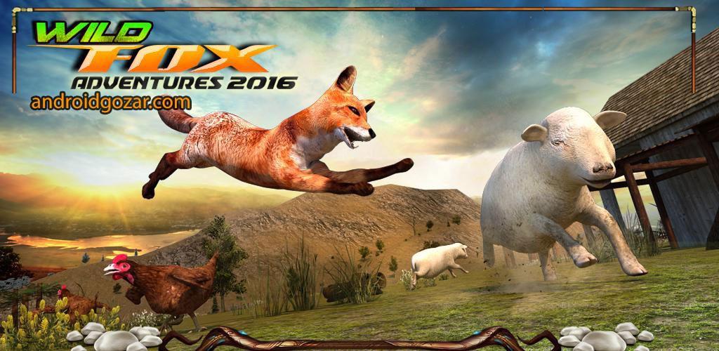 دانلود بازی ماجراهای روباه وحشی + مود
