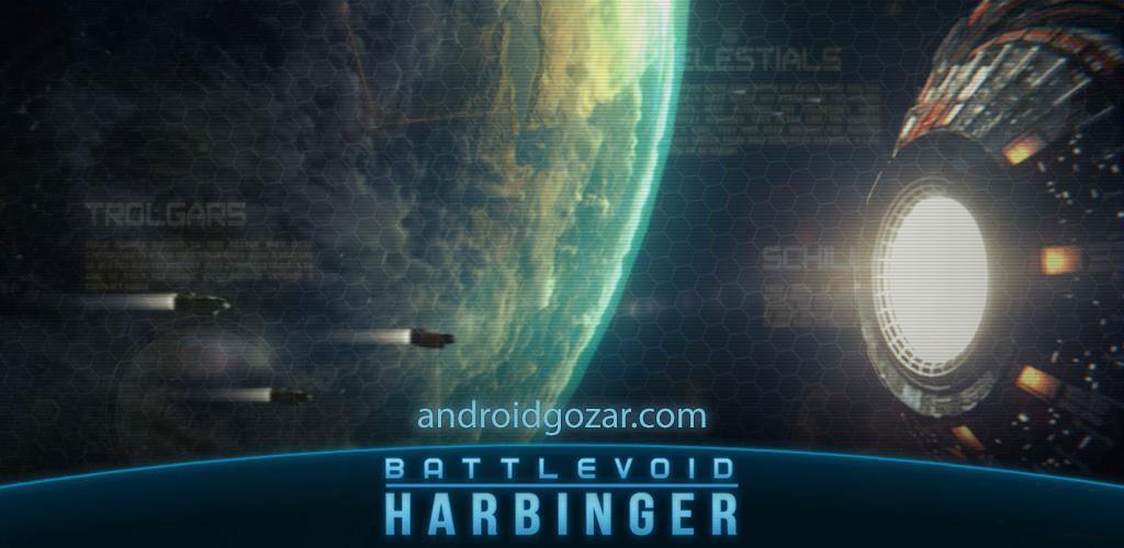 Battlevoid: Harbinger 2.0.1 دانلود بازی ایستگاه نبرد فضایی + مود