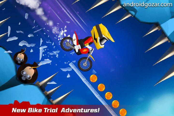 Bike Up 1.0.110 دانلود بازی موتور کراس اندروید + مود