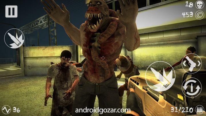 Call Of Battlefield:Online FPS 2.0 دانلود بازی ندای میدان جنگ + مود