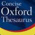Concise Oxford Thesaurus Premium 9.1.363 دانلود اصطلاحنامه مختصر آکسفورد