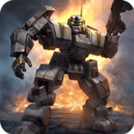 Dawn of Steel 1.9.5 دانلود بازی ظهور ربات ها اندروید + مود