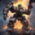 دانلود Dawn of Steel 1.9.5 بازی ظهور ربات ها اندروید + مود