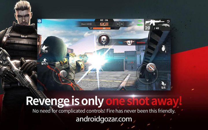 Final Shot 1.1.4 دانلود بازی اکشن شلیک نهایی اندروید