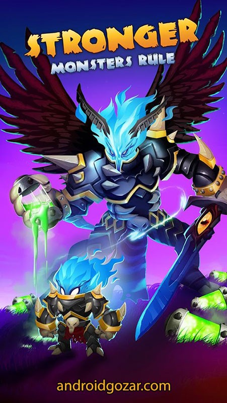 Monster Legends 7.2.2 دانلود بازی افسانه های هیولا اندروید + مود