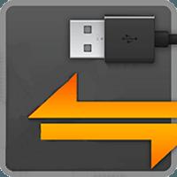 USB Media Explorer 9.0.10 دانلود برنامه انتقال فایل بین فلش مموری و گوشی اندروید