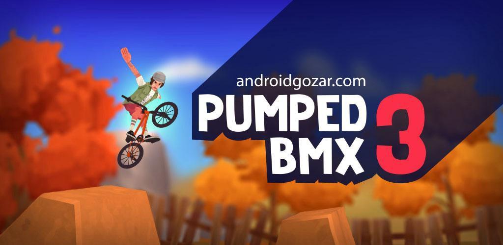 Pumped BMX 3 1.0 دانلود بازی دوچرخه سواری بی ام ایکس