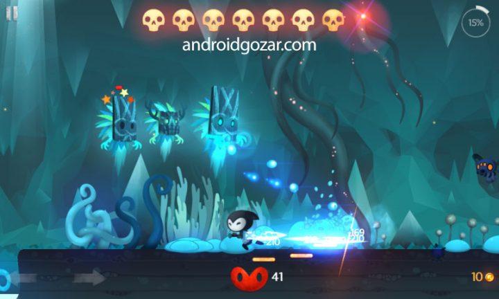 دانلود Reaper 1.7.8 بازی نقش آفرینی و اکشن ماشین درو اندروید + مود