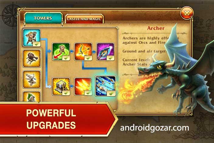 دانلود Toy Defense Fantasy 2.19.0 بازی دفاع اسباب بازی اندروید + مود