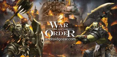 دانلود War and Order 1.5.11 بازی استراتژیک جنگ و فرمان اندروید
