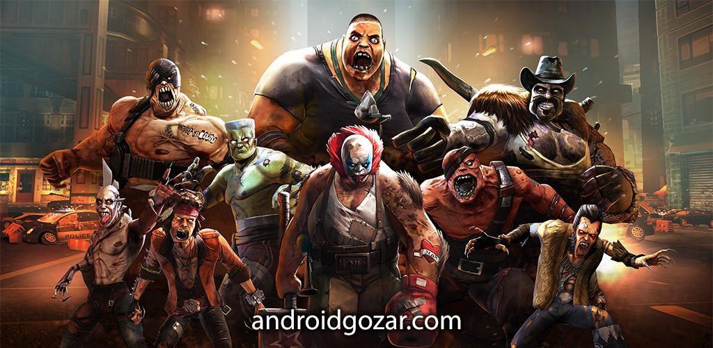 Zombie Fighting Champions 0.0.21 دانلود بازی قهرمانان مبارزه زامبی+مود+دیتا