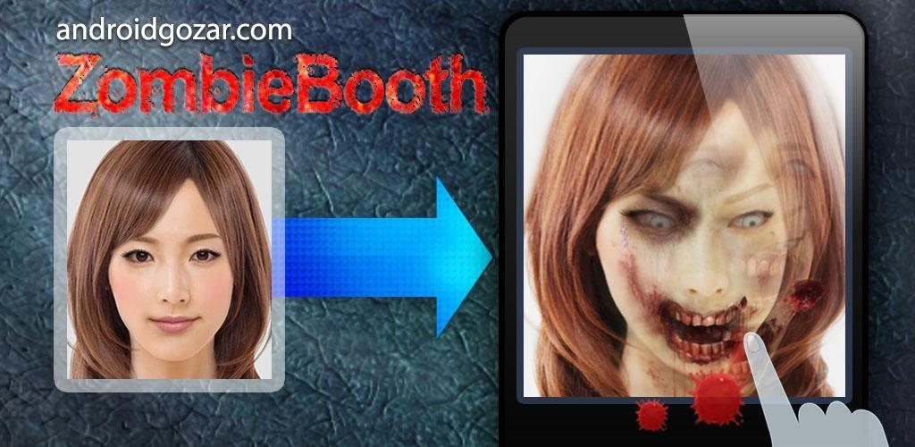 ZombieBooth 4.41 دانلود نرم افزار تبدیل عکس به زامبی