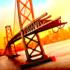 دانلود Bridge Construction Simulator 1.2.7 بازی شبیه سازی پل سازی + مود