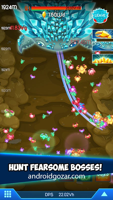 دانلود Crab War 3.25.0 بازی جنگ خرچنگ ها اندروید + مود
