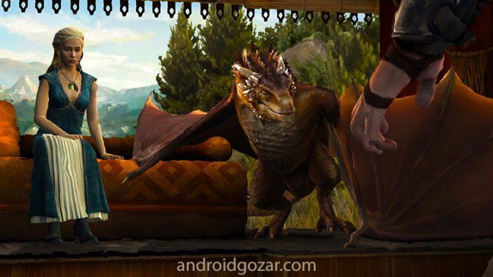 Game of Thrones Full 1.56 دانلود بازی تاج و تخت اندروید (کامل) + دیتا