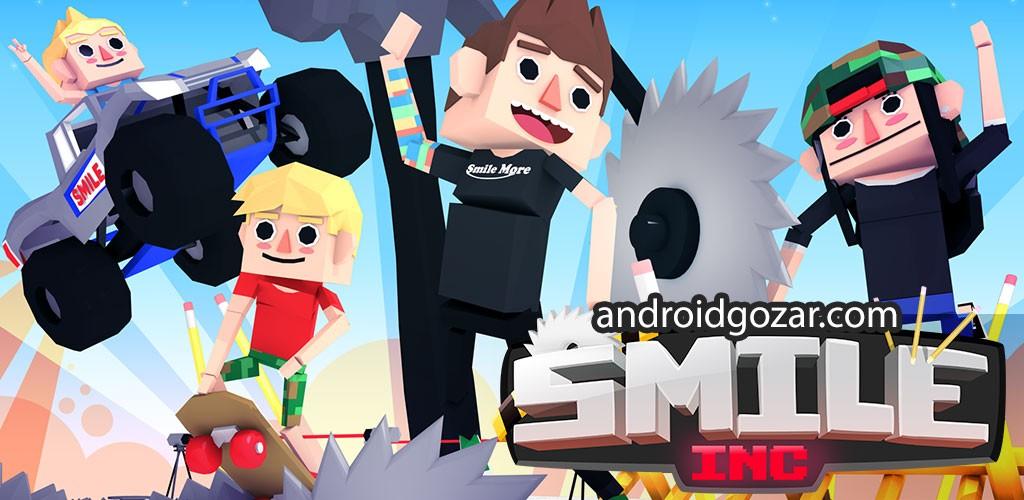 Smile Inc. 1.1 دانلود بازی کارخانه لبخند اندروید + مود