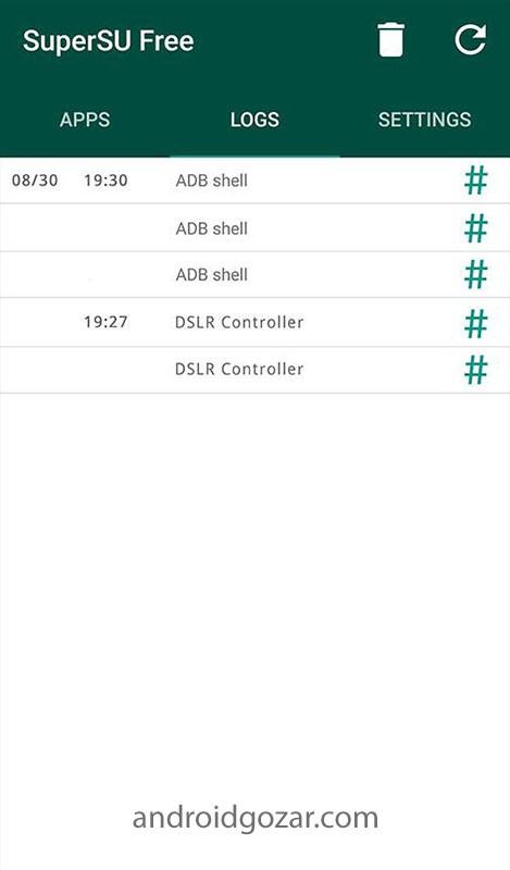 SuperSU Pro 2.82 Final دانلود نرم افزار مدیریت دسترسی اندروید
