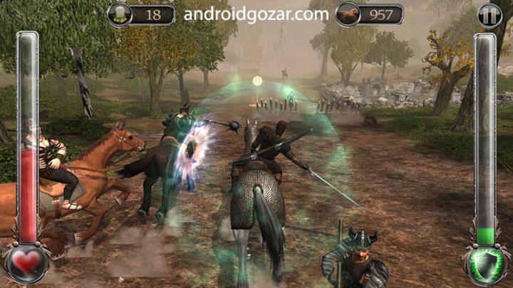 Arcane Knight 2.2 دانلود بازی اکشن شوالیه محرمانه اندروید + مود