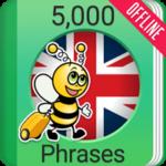 Speak English – 5000 Phrases & Sentences Premium 2.6.7 یادگیری عبارات انگلیسی در اندروید