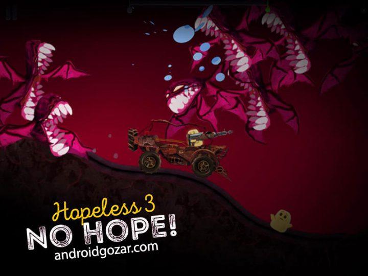 Hopeless 3: Dark Hollow Earth 1.1.05 دانلود بازی ناامیدی 3 اندروید + مود