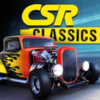 CSR Classics 3.0.1 دانلود بازی ماشین های کلاسیک اندروید+مود+دیتا