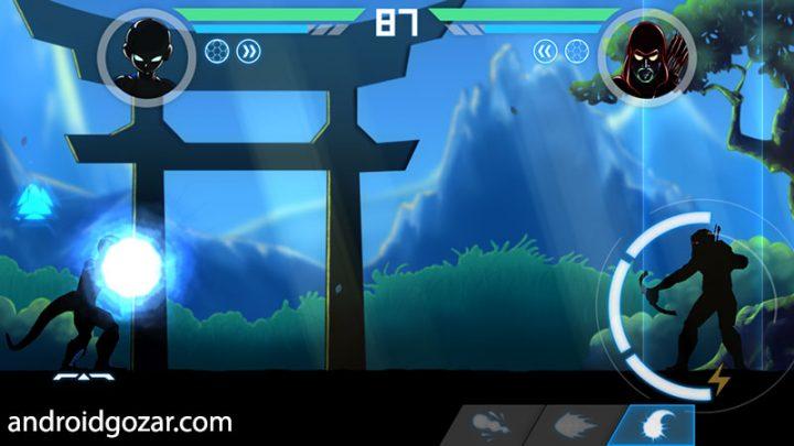 Shadow Battle 2.2.55 دانلود بازی اکشن نبرد سایه اندروید + مود