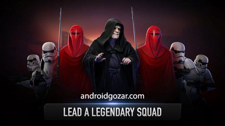 Star Wars: Force Arena 3.2.4 دانلود بازی جنگ ستارگان اندروید